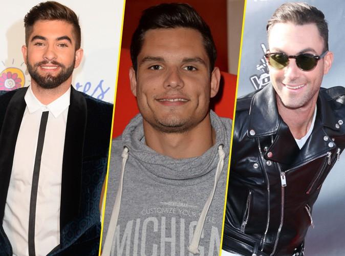 Kendji Girac, Florent Manaudou, Adam Levine... Tous dans le top 50 des mecs les plus sexy de l'année !