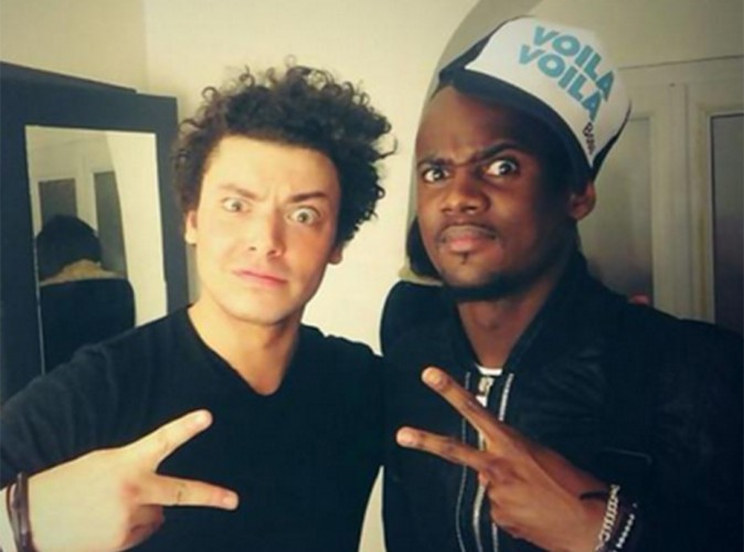 Kev Adams en duo avec Black M !