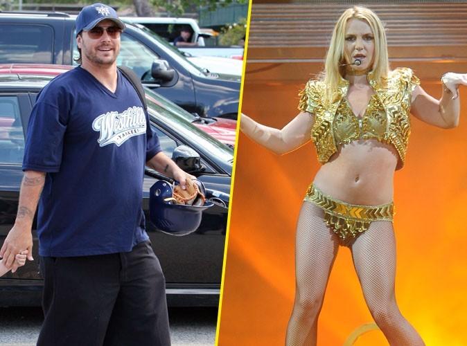 """Kevin Federline au sujet des fiançailles de Britney Spears : """"Je suis vraiment heureux pour elle"""" !"""