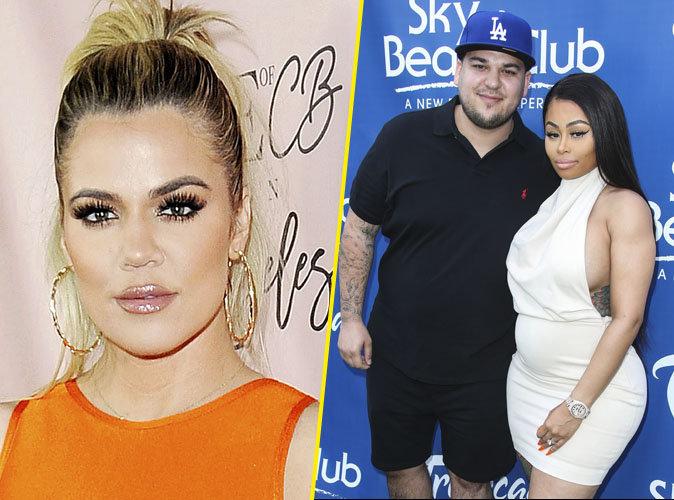 Khloe Kardashian anéantie par la grossesse de Blac Chyna !