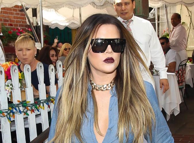 Khloe Kardashian aurait retrouvé l'amour !