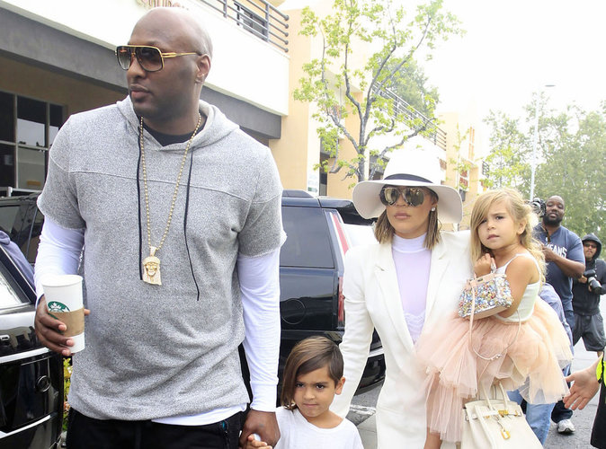 Khloe Kardashian : Avec Lamar Odom, c'est ter-mi-né !