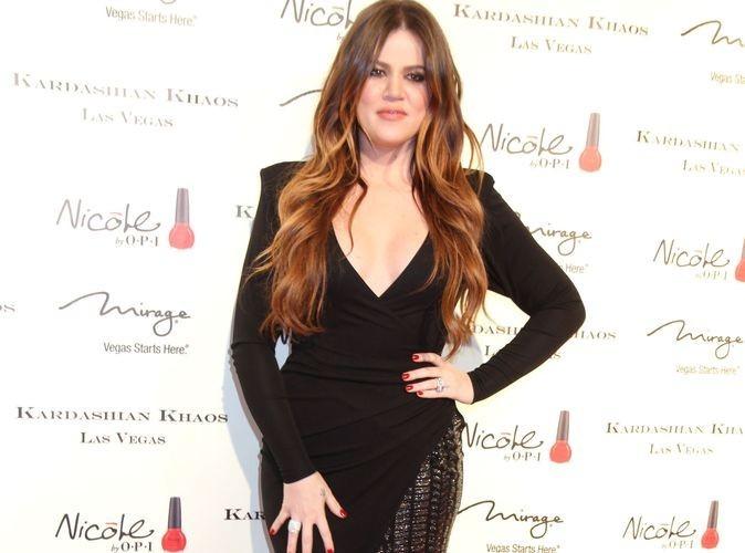 Khloe kardashian c 39 est le stress qui l 39 emp che de tomber enceinte - Coup de pouce pour tomber enceinte ...