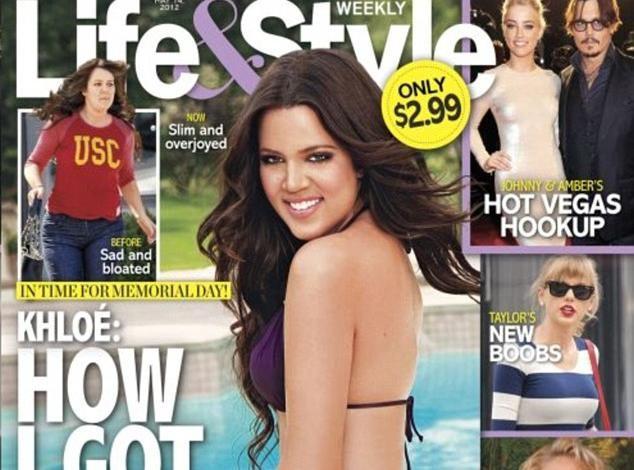 Khloe Kardashian : elle a perdu près de 10 kilos... Et fait une sacrée concurrence à sa soeur Kim !