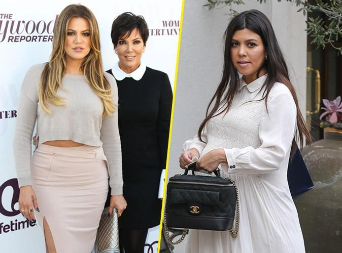 Khloe Kardashian et Kris Jenner : prénom, date de naissance…: elles teasent l'accouchement de Kourtney !