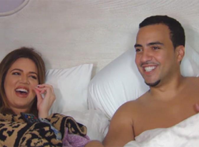 Khloe Kardashian : French Montana nu dans son lit !