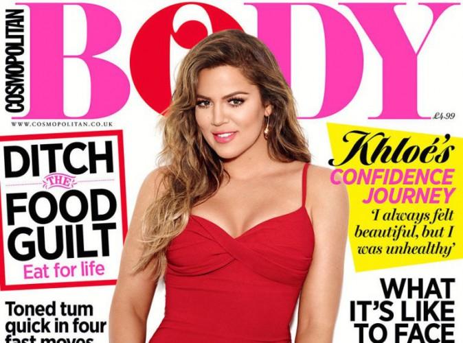 Khloé Kardashian : poses lascives et regard sensuel, elle donne tout pour Cosmo Body !
