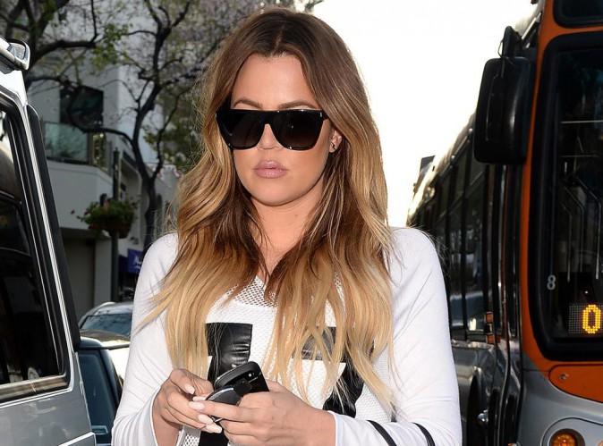 """Khloé Kardashian """"refuse de répondre aux appels de Lamar Odom"""" !"""