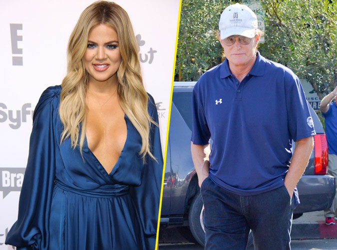 Khloe Kardashian relooke Bruce Jenner en femme !