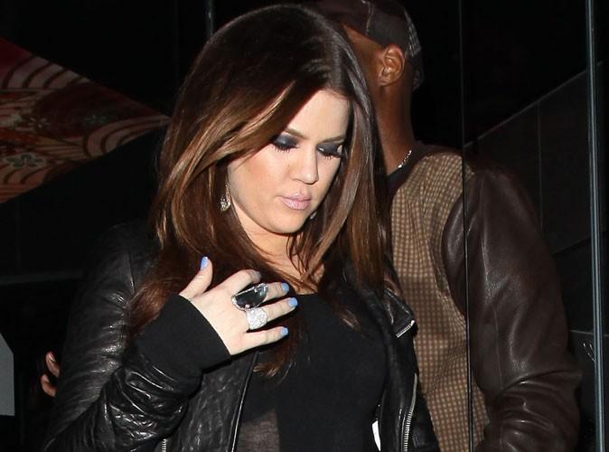 Khloe Kardashian se sent énorme par rapport à ses sœurs !