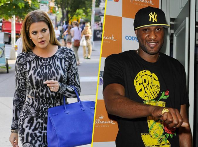 Khloe Kardashian : son ex, Lamar Odom, suspecte ses proches du vol de ses bijoux !