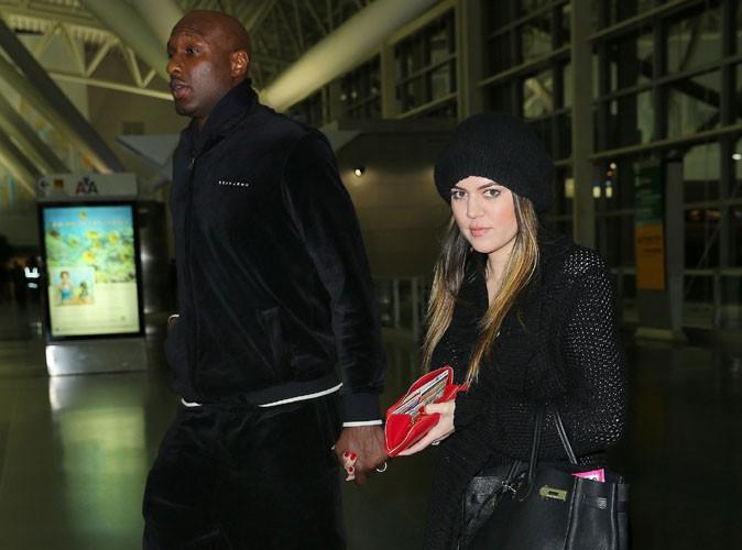 Kholé Kardashian et Lamar Odom : escapade secrète en amoureux pour relancer leur mariage !