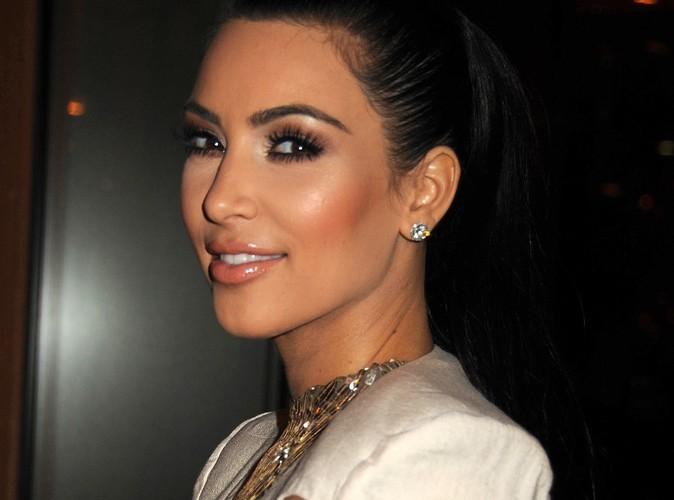 Kim Kardashian : accusée de mentir au sujet de ses poils !