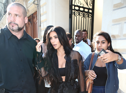 Kim Kardashian agressée à Paris : le FBI s'en mêle !