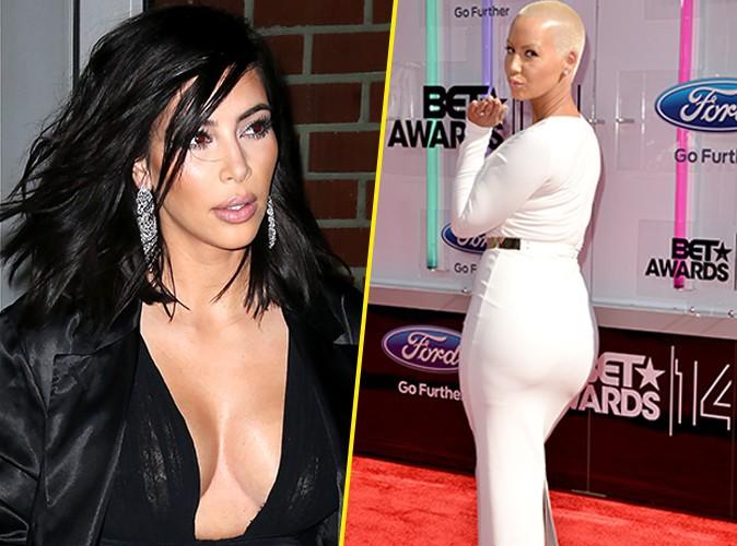 """Kim Kardashian : Amber Rose ? """"Elle en sait trop !"""""""