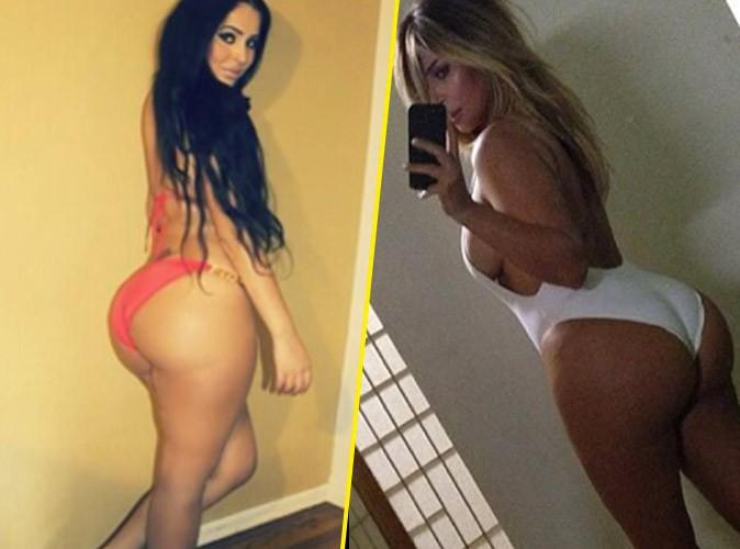 Kim Kardashian : avec Myla Sinanaj, une autre ex de Kris Humphries, c'est la guerre des fesses !