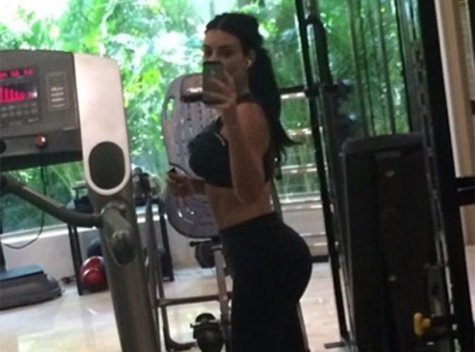 kim kardashian bien d cid e perdre encore du poids mais surtout muscler son fessier. Black Bedroom Furniture Sets. Home Design Ideas