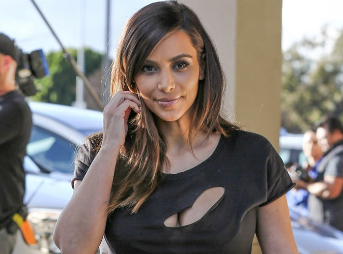 Kim Kardashian : comme son Kanye, elle accuse TMZ de racisme !