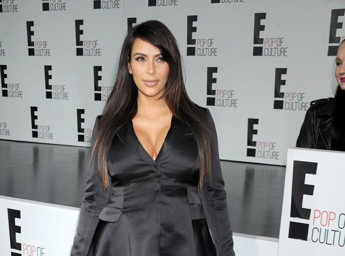 """Kim Kardashian : """"Comment j'ai bien pu devenir aussi grosse ?"""""""