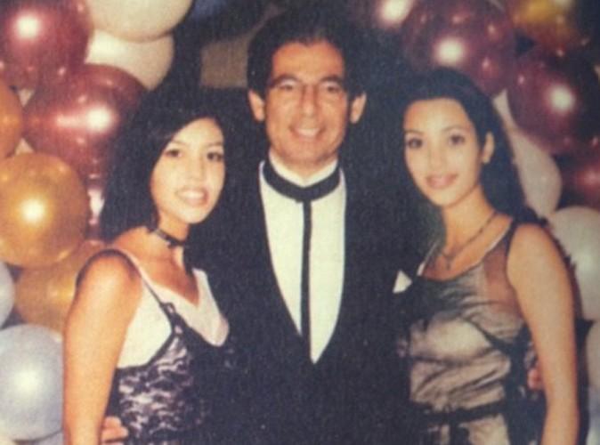 Kim Kardashian continue de partager ses vieilles photos de famille !