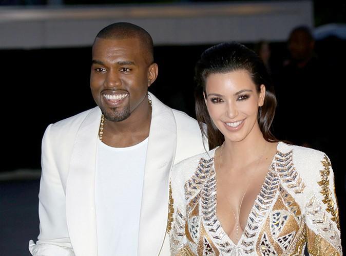 Kim Kardashian : découvrez la première image de sa robe de mariée... Une Givenchy, comme Public vous l'avait annoncé !