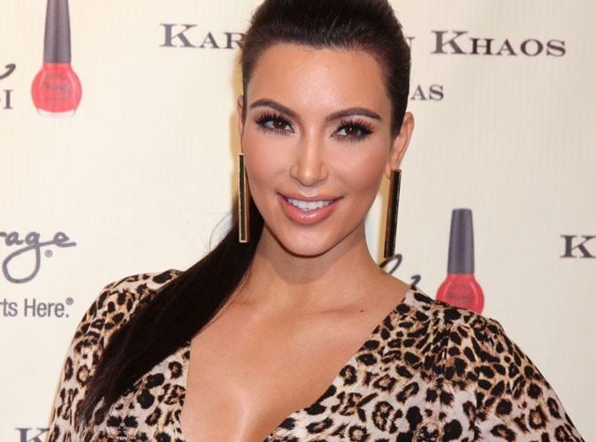 Kim Kardashian : désignée comme la personne la plus impolie de l'année !