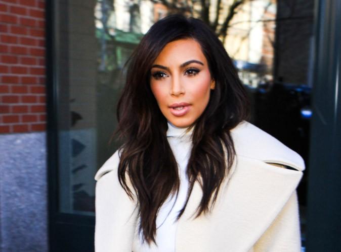 Kim Kardashian : devinez combien elle veut d'enfants !