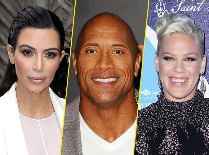 Kim Kardashian, Dwayne Johnson, Pink… Tous solidaires pour le Népal !