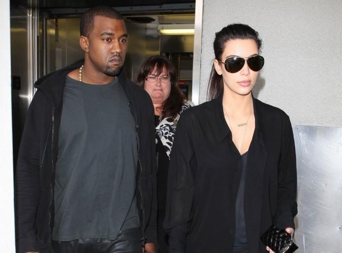 Kim Kardashian : elle a des plaisirs simples avec Kanye !
