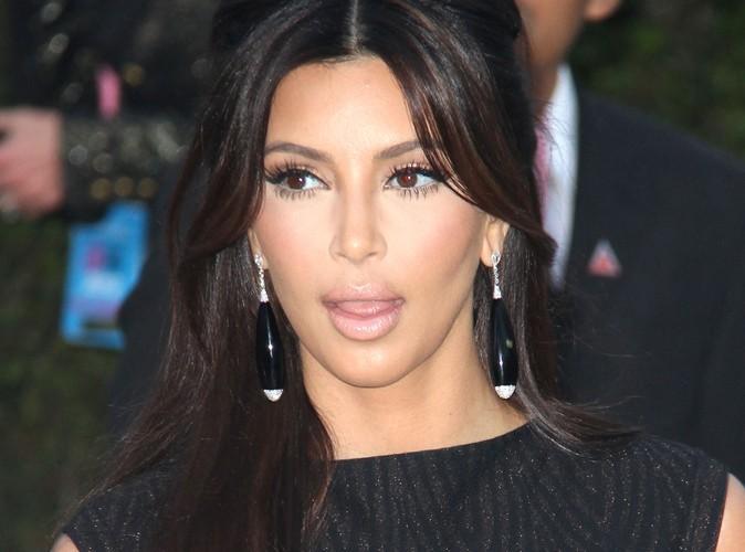 Kim Kardashian : elle convertit ses cadeaux de mariage en donations !