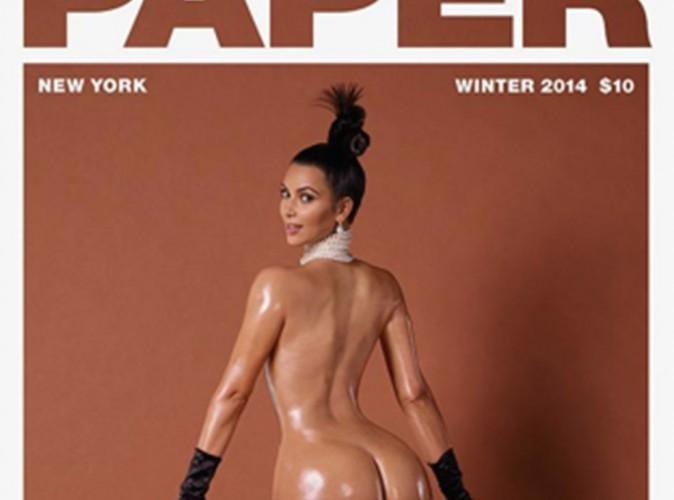 Kim Kardashian : elle explique pourquoi elle a fait cette couverture totalement nue !
