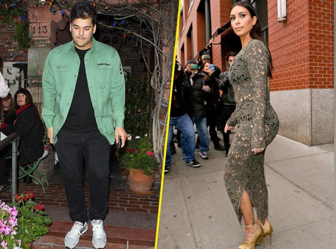 Kim Kardashian : elle joue les sirènes pendant que son frère lance un SOS !