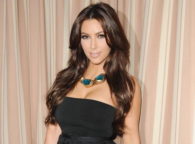 Kim Kardashian : elle ne veut pas voir d'hommes nus !