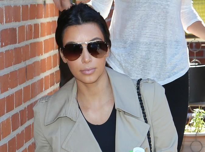 Kim Kardashian : enceinte ?!