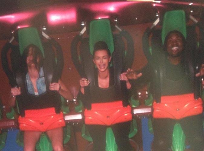 Kim Kardashian et Kanye west : attention aux sensations trop fortes !
