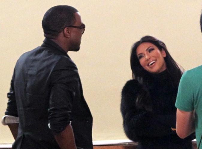 Kim Kardashian et Kanye West : ça chauffe grave entre ces deux-là !