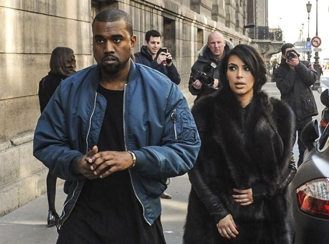 Kim Kardashian et Kanye West : ils veulent appeler leur fils North ?!