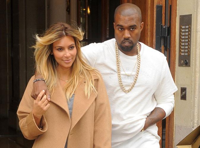 Kim Kardashian et Kanye West : le couple s'est officiellement fiancé !