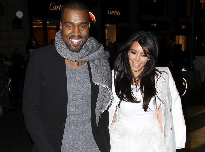 Kim Kardashian et Kanye West : mariés en secret ?!