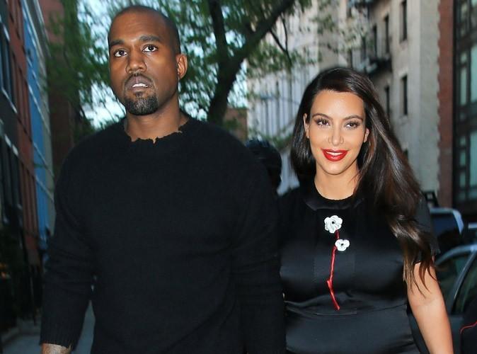 Kim Kardashian et Kanye West : nounou, couches... Découvrez comment ils gèrent leur nouvelle vie de parents !
