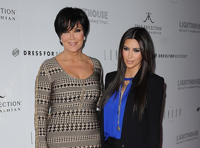 Kim Kardashian et Kris Jenner : elles veulent arrêter leur émission de téléréalité !