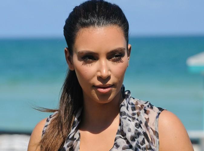 """Kim Kardashian : """"J'ai toujours voulu faire de la télé-réalité !"""""""