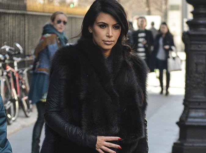 Kim Kardashian : la PETA s'en prend encore à elle !