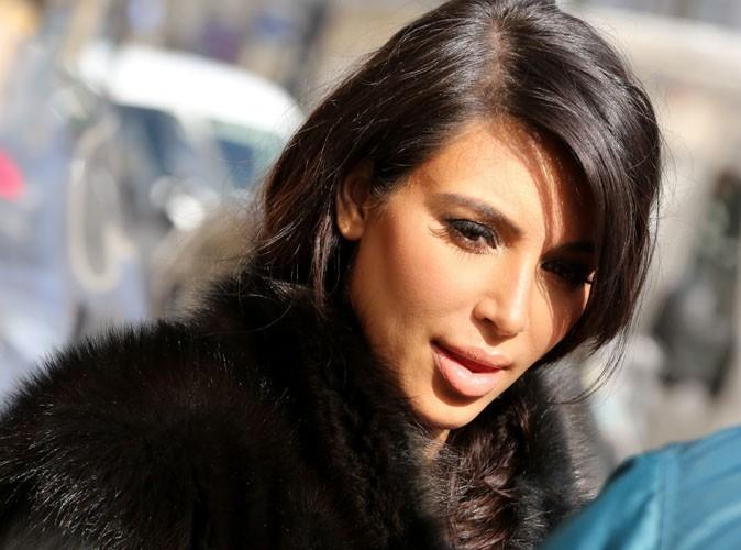 Kim kardashian panique bord la bimbo a cru faire une - Grossesse apres fausse couche sans retour de couche ...