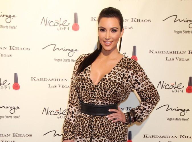 Kim Kardashian : payée 600000$ pour participer à une fête au jour de l'an !