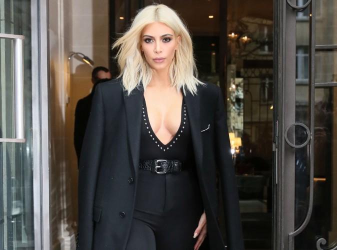Kim Kardashian : pourquoi se fait-elle shooter nue ? Elle donne la réponse !