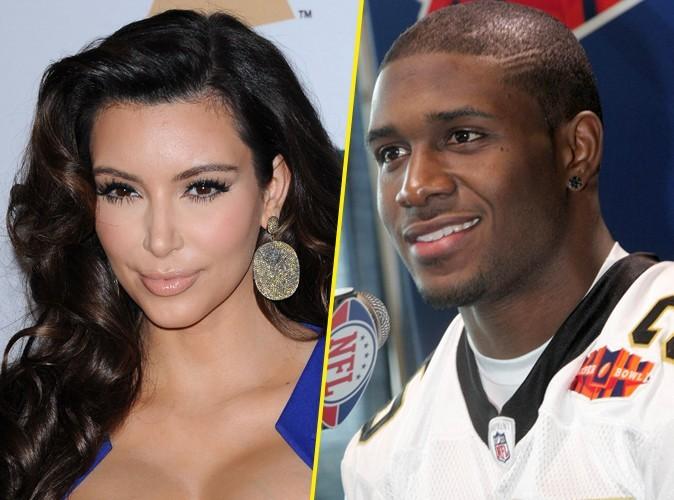 Kim Kardashian : rapprochement avec Reggie Bush, son ex ?!
