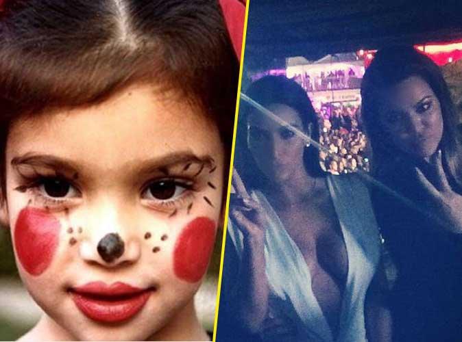 Kim Kardashian : retour en enfance et messages d'amour pour son anniversaire !