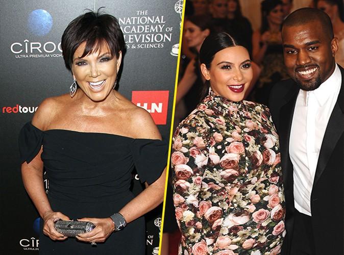 Kim Kardashian : sa mère lui déconseille d'épouser Kanye West !