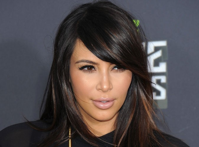 Kim kardashian photos de la chatte